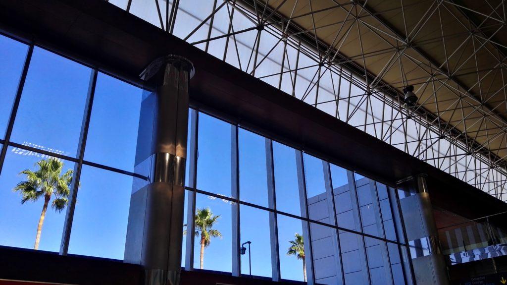 Letiště Reina Sofía Tenerife Sur