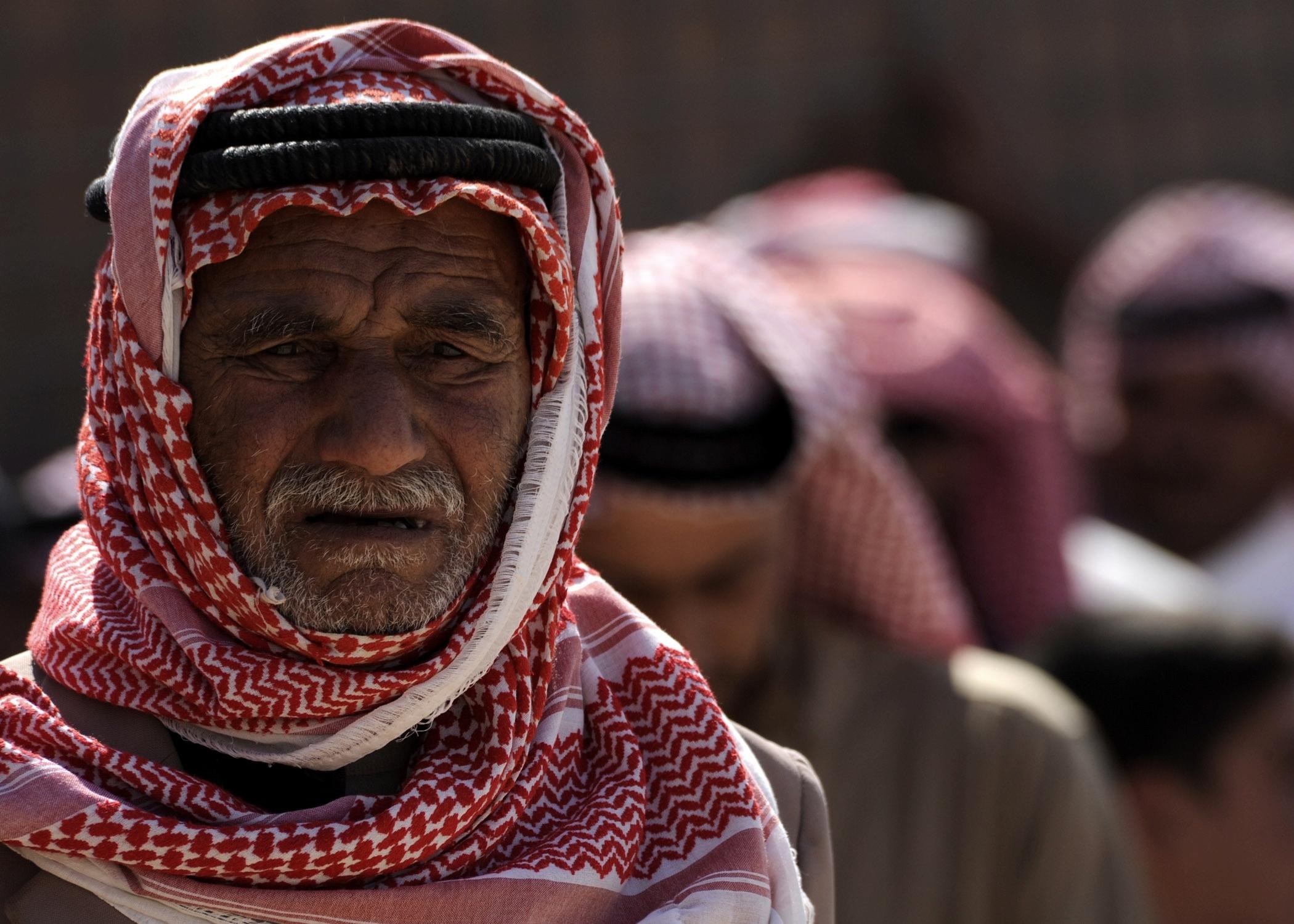 Muži z Iráku